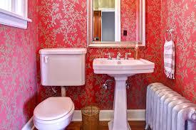 wallpaper designs for bathroom bathroom materials bathroom wall material houselogic bathrooms