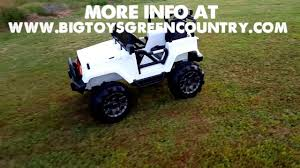 power wheels wheels jeep wrangler lifted jeep ride on power wheels with rc remote control plus