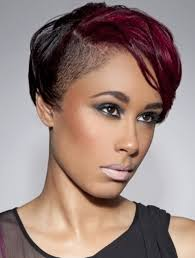 short black hair styles that have been shaved short hairstyles for black women short hairstyle black women