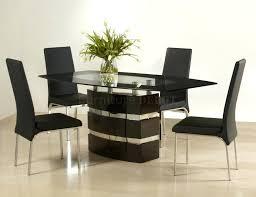 black and white kitchen table white modern dining table set black dining room table set dining
