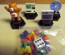 80s Trivial Pursuit Trivial Pursuit Pieces Ebay