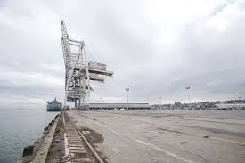 idle sf terminal could start handling ore but no fossil fuels