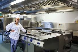kitchen commercial kitchen hood cleaning decorating idea