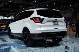 ford jeep 2017 2017 ford escape 4 things you need to know about the refreshed