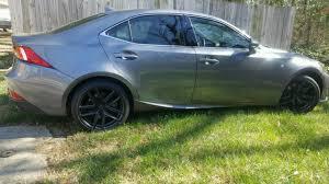 lexus gf mydippedwhips lexus is350 gf sport matte black wheels