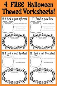 38 free halloween worksheets u0026 printables