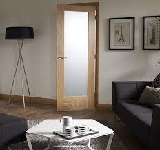 glass panel door interior image on exotic home interior decorating
