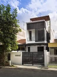 desain rumah lebar 6 meter rumah minimalis di lahan 6x21 meter majalah rumah