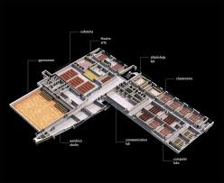 Laboratory Floor Plan York Region For Athletics And Healthy Active Living