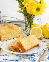 gluten free lemon pound cake recipe