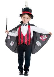 Discount Toddler Halloween Costumes Toddler Magician Costume Costumes U0026