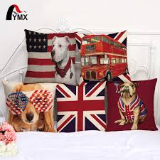British Flag Pillow Buy British Flag Fabric And Get Free Shipping On Aliexpress Com
