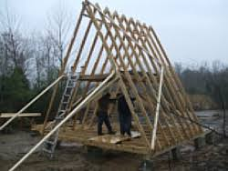 building an a frame cabin building an a frame cabin 100 a frame plans peterson cabin