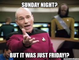 Sunday Night Meme - night