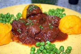 cuisiner le chevreuil sans marinade recette de civet de chevreuil par soniflex
