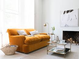Orange Sofa Bed by Pudding Sofa Bed Contemporary Sofa Bed Loaf