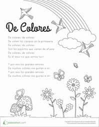 los colores color number fish worksheets coloring pages