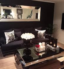 Living Room Ideas With Black Furniture Living Room Design Black Living Rooms Room Sets Design Of Ideas