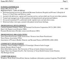 exle nursing resume ob resume lidazayiflama info
