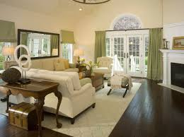 Decorating Ideas Endearing Design Ideas Using Green Loose - Family room ideas on a budget
