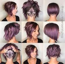 Trendy Frisuren F Kurze Haare by Die Besten 25 Kurze Haare Gestapelt Ideen Auf Friseur