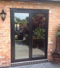 Folding Exterior Door Replacing Patio Doors Aluminium Bi Folding Exterior Doors Buy