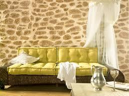 mediterrane steinwand wohnzimmer steinwand mediterran steinwand für innen und aussenwände steine