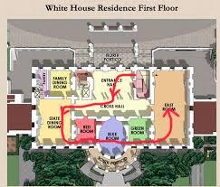 white house residence floor plan residence floor plan the white house pinterest white houses