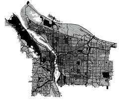 Portland Maine Zoning Map by Portland Planned Inside And Out Free Association Design