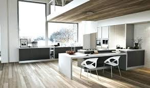 cuisine salon aire ouverte couleur cuisine salon air ouverte decoration salon cuisine design