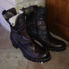 manas design 73 manas design boots manas design brown boots 7 5 from