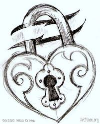 heart tattoo sketch photo 1 real photo pictures images and