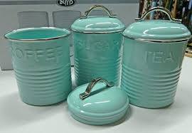 blue kitchen canisters typhoon vintage kitchen canisters seo03 info