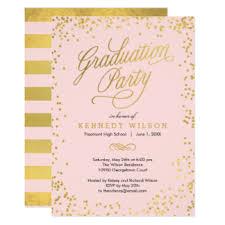 graduation invitation pink graduation invitations announcements on college graduation