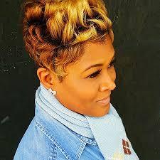 35 best short hairstyles for black women 2017 blonde pixie hair