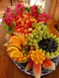 fruits arrangements beautiful fruit bowls home intercine