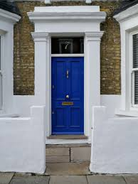 my new blue front door on sutton place idolza