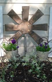 Metal Garden Flowers Outdoor Decor 218 Best Rustic Eclectic Images On Pinterest Garden Ideas
