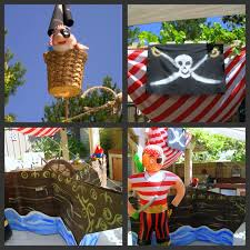 Pirate Decoration Ideas 74 Best Pirate Party Images On Pinterest Pirate Decor Pirate