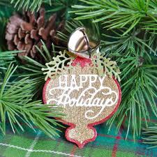 Handmade Christmas Decoration by Handmade Christmas Ornaments Festive Blog Hop Day 2 Make Life