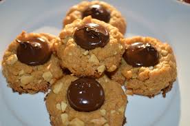 Oatmeal Cookies With Cranberries And White Chocolate And Other