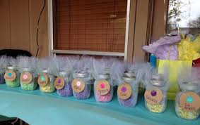 jar party favors baby shower jar party favors babyshowers