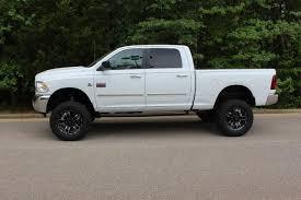white dodge truck white trucks with black rims pic request dodge cummins diesel forum
