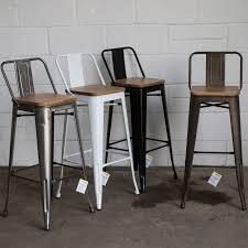 rustic industrial bar stools industrial bar stool ebay
