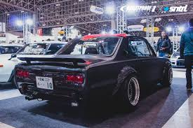 devil z vs blackbird tokyo auto salon 2014 part 1 sntrl