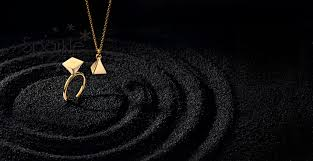 black gold necklace jewelry images Sparkle photography blog archive gold ring jewellery photography jpg