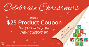 celebrate christmas with a 25 product coupon isafyi anz
