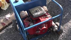 winco dayton generator briggs 18 hp 8000 watt