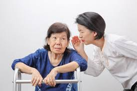 Becoming Blind Older Adults Should Take Hearing Loss Seriously Toronto Star