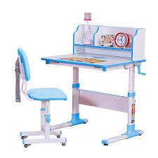 Kid Desk Kid Study Desk Homework Table Height Adjustable Desk And